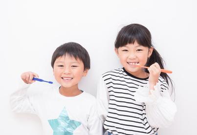 世代別歯科アドバイス 小学生へ