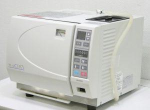 オートクレーブ滅菌器